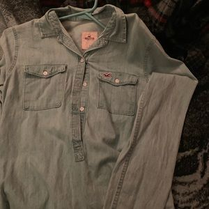 Hollister Jean Shirt